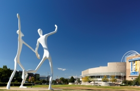 Denver Performing Arts Complex Photo by: Jay Yuan/ Shutterstock